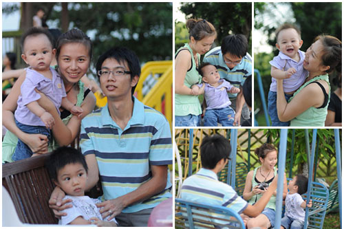 family in singapore