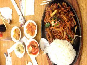 好吃的韩国菜