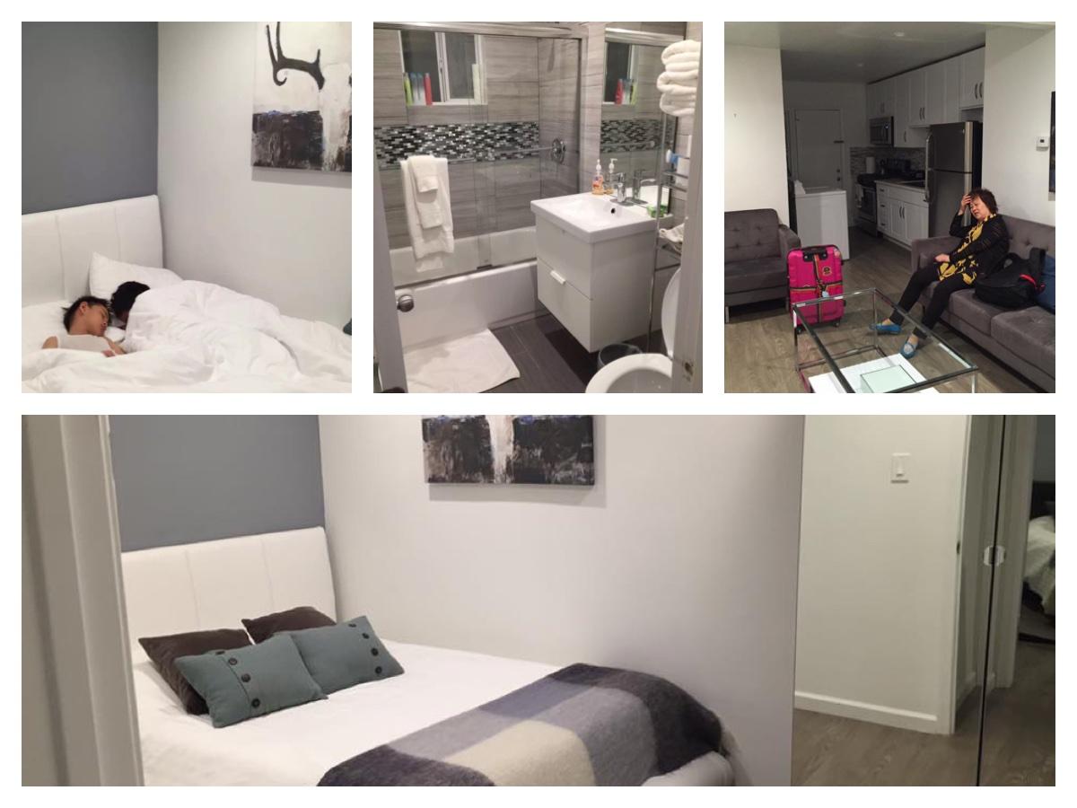 Airbnb洛杉矶市中心住宿