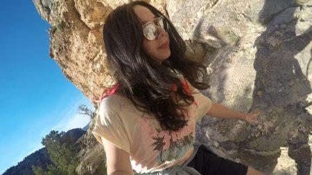 美国大峡谷徒步