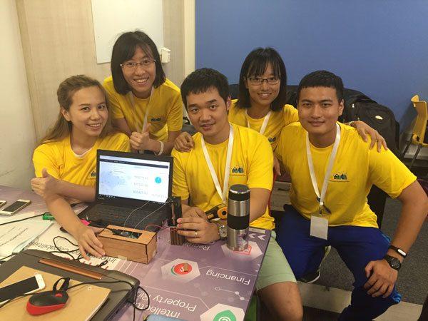 我的骇客松(Hackathon)初体验:能源自供应楼房